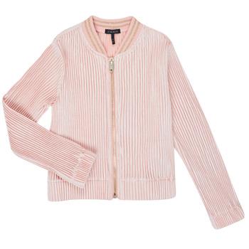 textil Pige Veste / Cardigans Ikks XR17022 Pink