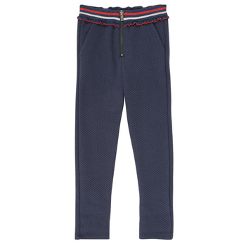 textil Pige Lærredsbukser Ikks XR23002 Blå