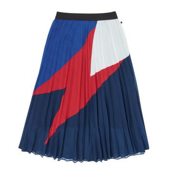 textil Pige Nederdele Ikks XR27052 Blå