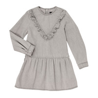 textil Pige Korte kjoler Ikks XR30022 Grå