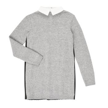 textil Pige Korte kjoler Ikks XR30082 Grå