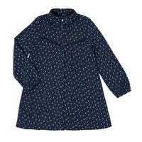 textil Pige Korte kjoler Ikks XR30152 Blå
