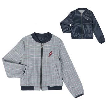 textil Pige Jakker Ikks XR40012 Blå