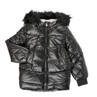 textil Pige Parkaer Ikks XR41122 Sort