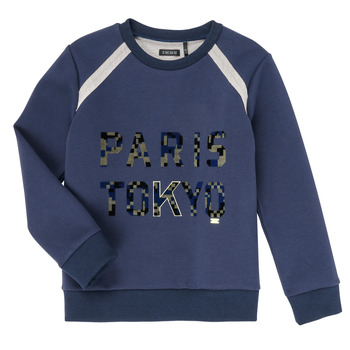 textil Dreng Sweatshirts Ikks XR15093 Blå