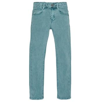textil Dreng Smalle jeans Ikks XR29013 Grøn