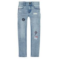 textil Dreng Smalle jeans Ikks XR29053 Blå