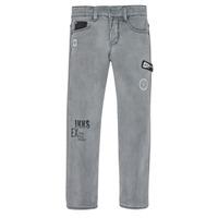 textil Dreng Smalle jeans Ikks XR29123 Grå