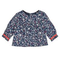 textil Pige Skjorter / Skjortebluser Ikks XR12010 Blå