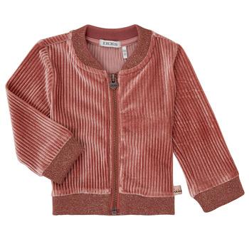 textil Pige Veste / Cardigans Ikks XR17030 Pink