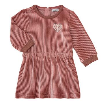 textil Pige Korte kjoler Ikks XR30120 Pink