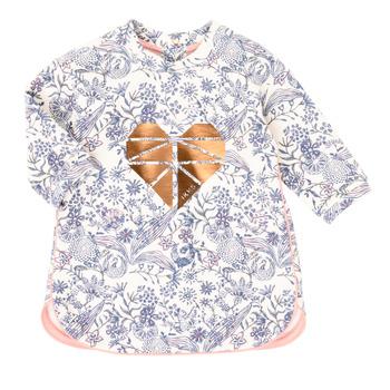 textil Pige Korte kjoler Ikks XR30140 Hvid