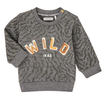 textil Dreng Sweatshirts Ikks XR15001 Grå