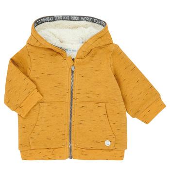 textil Dreng Veste / Cardigans Ikks XR17031 Gul