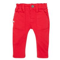 textil Dreng Smalle jeans Ikks XR29061 Rød