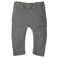 textil Dreng Smalle jeans Ikks XR29061 Grøn