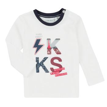 textil Dreng Sæt Ikks XR36001 Hvid