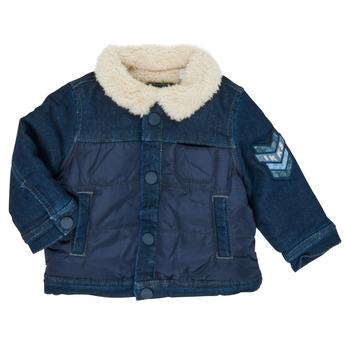 textil Dreng Jakker Ikks XR40031 Blå