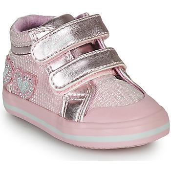 Sko Pige Høje sneakers Chicco GEORGIAN Pink