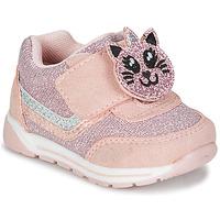 Sko Pige Lave sneakers Chicco GAMMA Pink