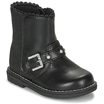 Sko Pige Chikke støvler Chicco CANCAN Sort
