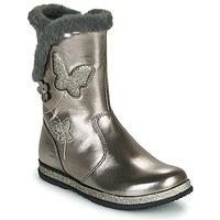 Sko Pige Chikke støvler Chicco CAMPANELLA Sølv