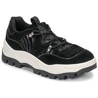 Sko Dame Lave sneakers Chattawak TULSA Sort