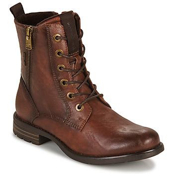 Sko Dame Støvler Tom Tailor 93303-COGNAC Cognac