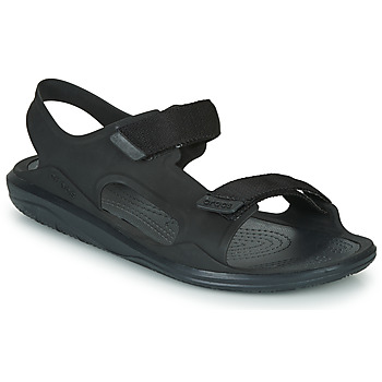 Sko Herre Sandaler Crocs SWIFTWATER EXPEDITION SANDAL M Sort