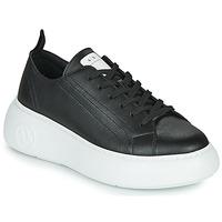 Sko Dame Lave sneakers Armani Exchange XCC64-XDX043 Sort