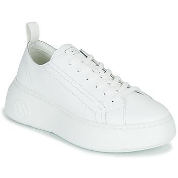 Sko Dame Lave sneakers Armani Exchange PROMNA Hvid