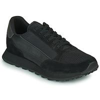 Sko Herre Lave sneakers Armani Exchange XV263-XUX083 Sort