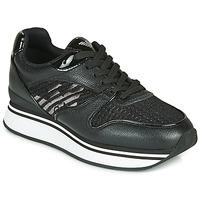 Sko Dame Lave sneakers Emporio Armani  Sort