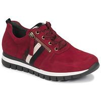 Sko Dame Lave sneakers Gabor 5643538 Rød