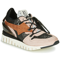 Sko Dame Lave sneakers Airstep / A.S.98 DENASTAR Pink