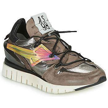 Sko Dame Lave sneakers Airstep / A.S.98 DENASTAR Grå
