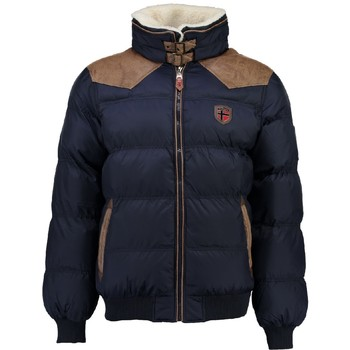 textil Dreng Dynejakker Geographical Norway ABRAMOVITCH BOY Marineblå