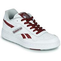 Sko Lave sneakers Reebok Classic BB 4000 Hvid / Bordeaux