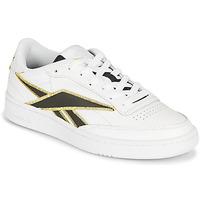 Sko Lave sneakers Reebok Classic CLUB C 85 Hvid / Sort