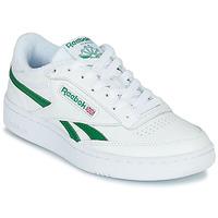 Sko Lave sneakers Reebok Classic CLUB C REVENGE MU Hvid / Grøn