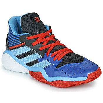 Sko Basketstøvler adidas Performance HARDEN STEPBACK Blå / Sort