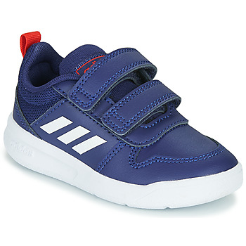 Sko Børn Lave sneakers adidas Performance TENSAUR I Blå / Hvid