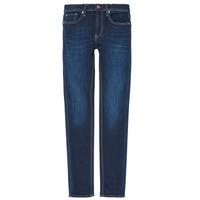 textil Dreng Lige jeans Teddy Smith FLASH Blå