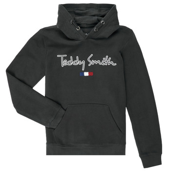textil Dreng Sweatshirts Teddy Smith SEVEN Marineblå