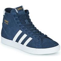 Sko Høje sneakers adidas Originals BASKET PROFI Blå