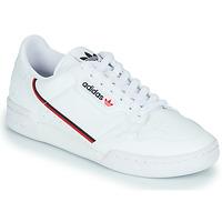 Sko Lave sneakers adidas Originals CONTINENTAL 80 VEGA Hvid
