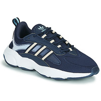Sko Dame Lave sneakers adidas Originals HAIWEE W Blå / Hvid