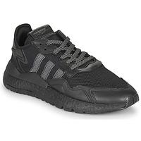 Sko Lave sneakers adidas Originals NITE JOGGER Sort