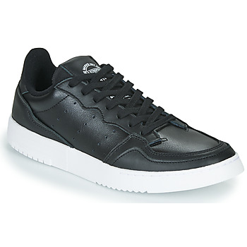 Sko Lave sneakers adidas Originals SUPERCOURT Sort
