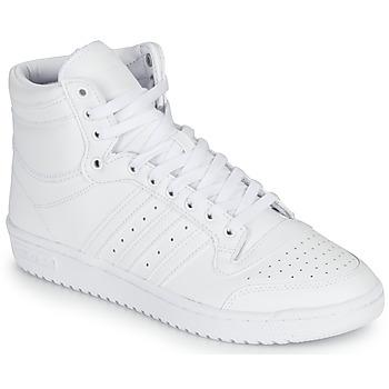 Sko Høje sneakers adidas Originals TOP TEN Hvid
